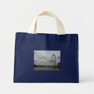 River Thames Tote Bag Mini Tote Bag