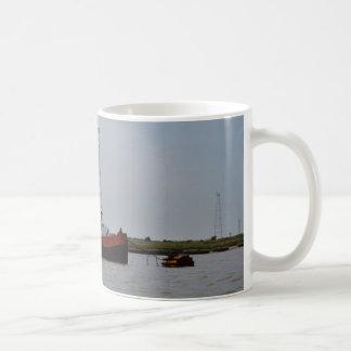 River Thames Tug Boat Coffee Mug