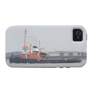 River Thames Tug Vibe iPhone 4 Cases