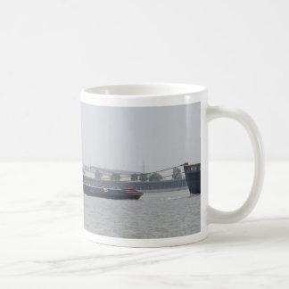 River Thames Tug Coffee Mug