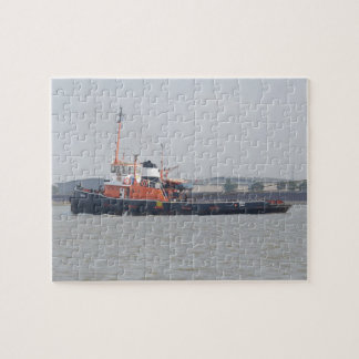 River Thames Tug Puzzles