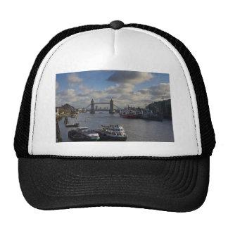 River Thames view Mesh Hats