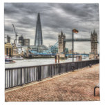 River Thames View Napkins
