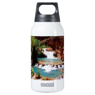 River Travertine Pools Havasu Canyon Insulated Water Bottle