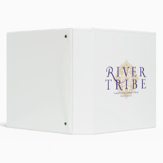 River Tribe Notebook Binder