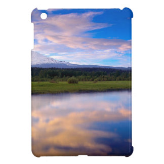 River Trout Lake Mount Adams Cover For The iPad Mini