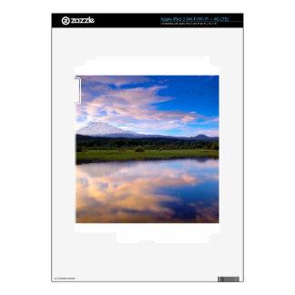 River Trout Lake Mount Adams iPad 3 Decal