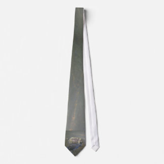 River Turtle and Catfish (Large) Tie