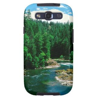 River Umpqua Douglas County Oregon Samsung Galaxy SIII Case