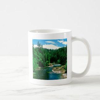 River Umpqua Douglas County Oregon Classic White Coffee Mug