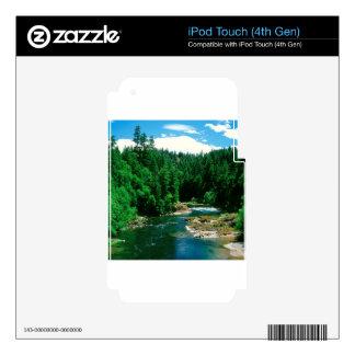 River Umpqua Douglas County Oregon Skins For iPod Touch 4G
