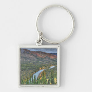 River Valley Illusion Keychain