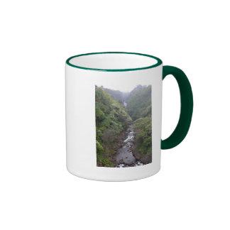 River Valley Near Hilo, Hawaii Coffee Mug
