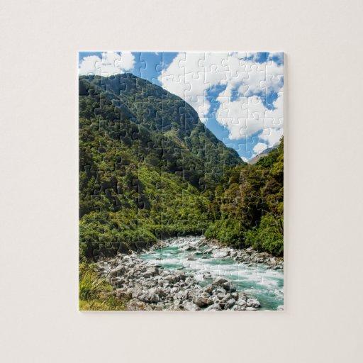 River Valley Puzzle Con Fotos