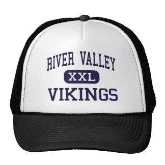 River Valley - Vikingos - joven - Marion Ohio Gorras De Camionero
