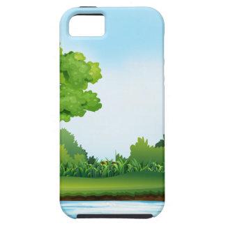 River view iPhone SE/5/5s case
