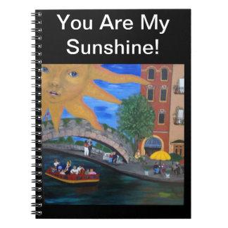 River Walk Note Book
