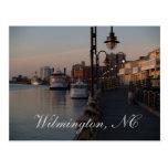 River Walk, Wilmington, NC Post Cards