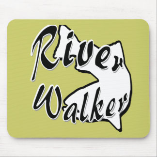 RIVER WALKER MOUSE PAD