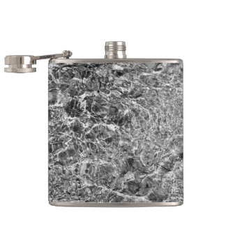 River Water Ripples Flask