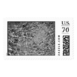 River Water Ripples – Large stamp
