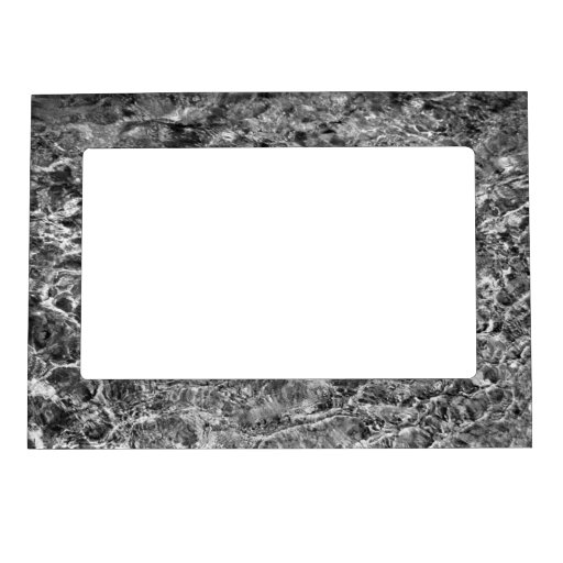 River Water Ripples Magnetic Photo Frame