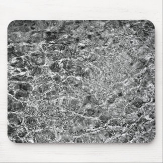 River Water Ripples Mouse Pad