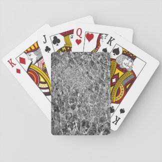 River Water Ripples Playing Cards