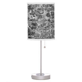 River Water Ripples Table Lamp