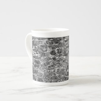 River Water Ripples Tea Cup