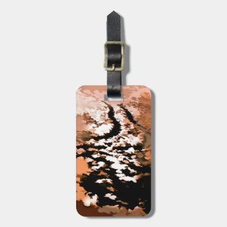 RIVER WATER TAGS FOR LUGGAGE