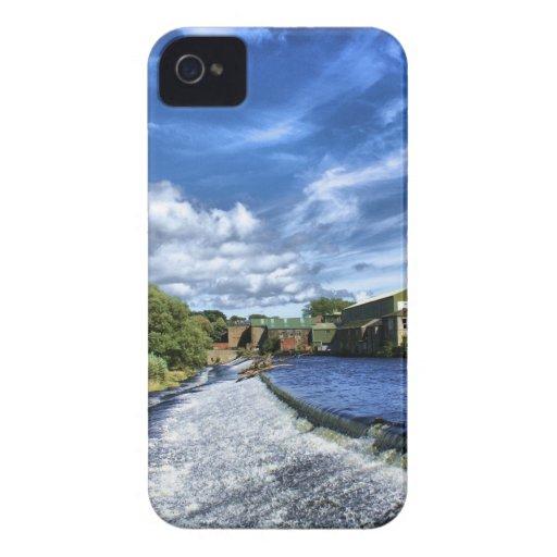 River Wharf iPhone 4 Covers