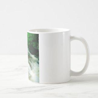 River Wilson Pisgah Forest Carolina Classic White Coffee Mug