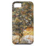 River-Worn Pebbles Brown and Grey Natural Abstract iPhone SE/5/5s Case