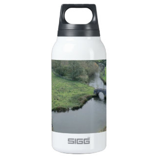 River Wye at Haddon Hall Insulated Water Bottle