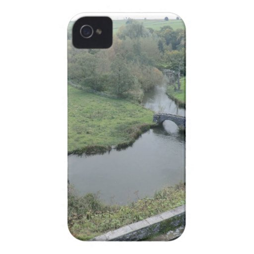 River Wye at Haddon Hall iPhone 4 Cases