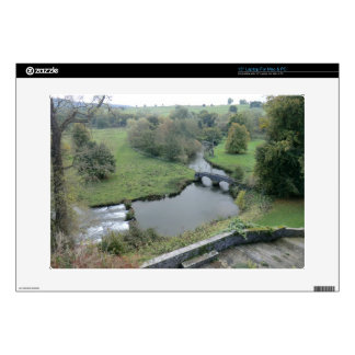 River Wye at Haddon Hall Skins For Laptops