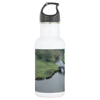 River Wye at Haddon Hall Water Bottle