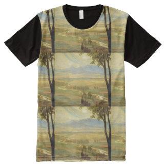 "Rivera's ""Avila Morning"" art t-shirt"