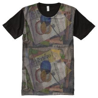 Rivera's El Rastro art t-shirt