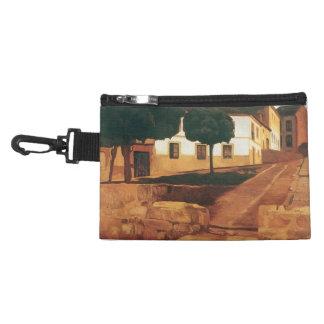 "Rivera's ""Street in Avila"" accessory bags"