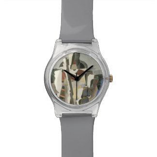 "Rivera's ""Zapata-style Landscape"" art watches"