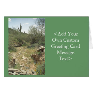 Riverbed Remembrance Greeting Cards or Note Cards