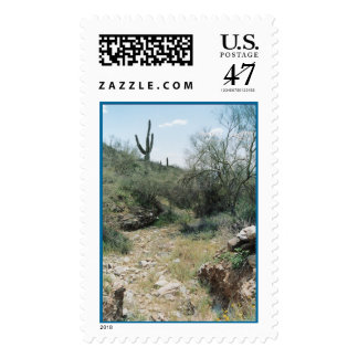 Riverbed Remembrance Stamp