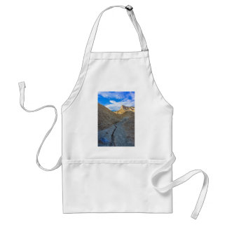 Riverbed view of Zabriskie Point Adult Apron