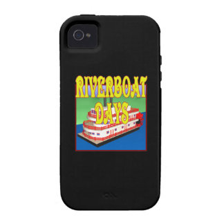 Riverboat Days iPhone 4/4S Case