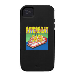 Riverboat Days iPhone 4/4S Cover