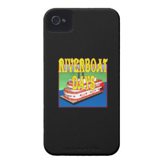 Riverboat Days iPhone 4 Covers