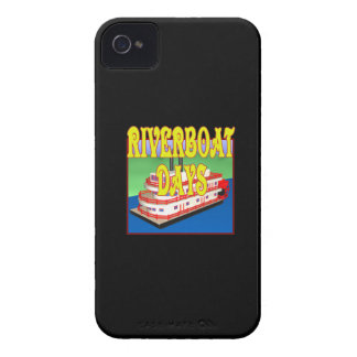 Riverboat Days Case-Mate iPhone 4 Cases