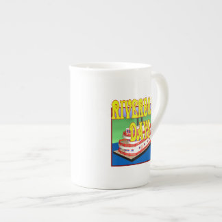 Riverboat Days Tea Cup